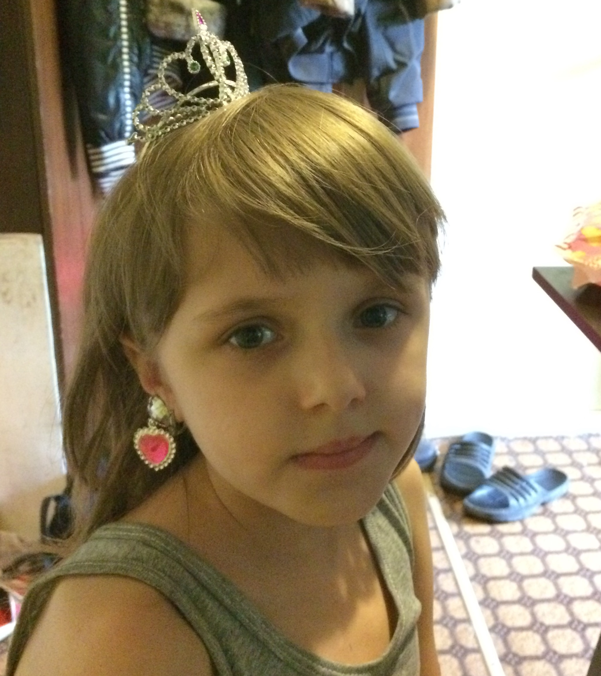 Заставка для - Настя Бобина, 11 лет