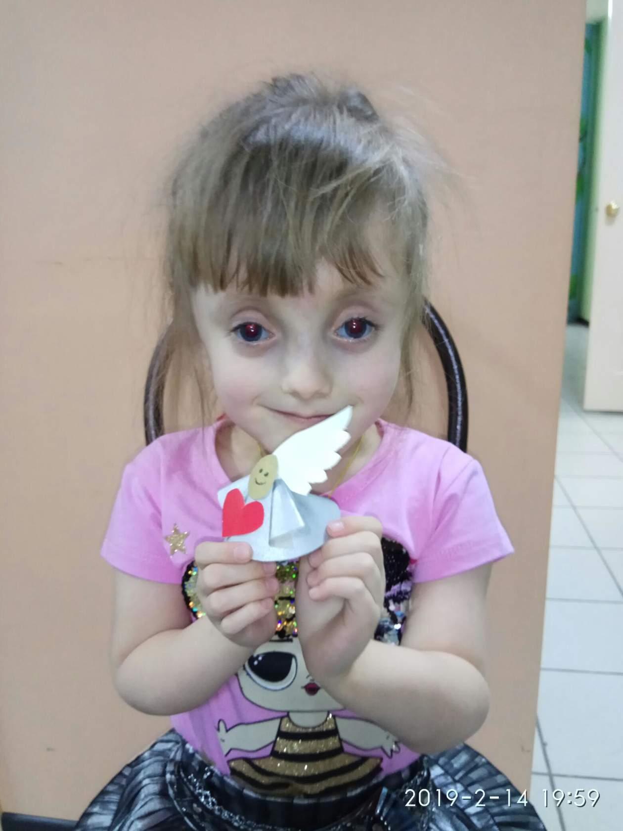 Заставка для - Анастасия Осовалюк, 7,5 лет