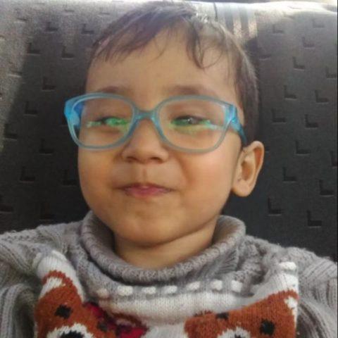 Абдуллох Абдукадиров, 5 лет