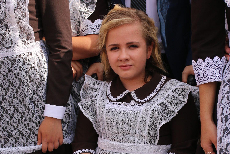 Заставка для - Оля Воронина, 18 лет